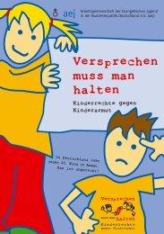 Kinder- rechte gegen Kinderarmut - Arbeitsgemeinschaft der ...