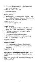Veranstaltungskalender, Elbe-Flusslandschaften - MUGV - Seite 6
