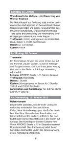 Veranstaltungskalender, Elbe-Flusslandschaften - MUGV - Seite 7