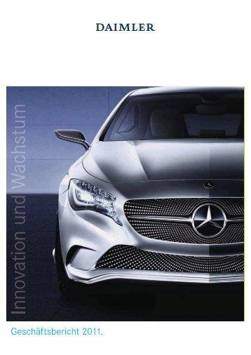 0emission - Daimler > Geschäftsbericht 2011