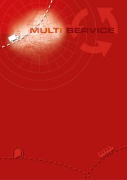 Produkt Information - Multi Service Tolls