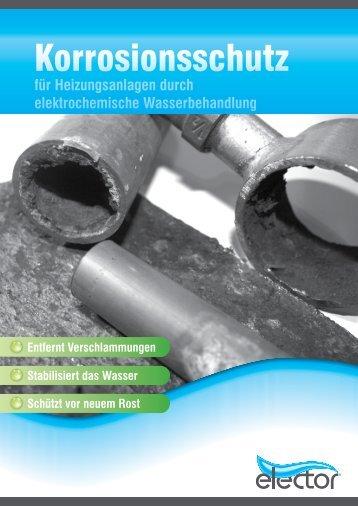 Korrosionsschutz - elector GmbH