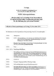 Informationen - Arbeitsgemeinschaft der Evangelischen Jugend