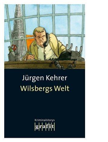 Leseprobe zum Titel: Wilsbergs Welt - Die Onleihe