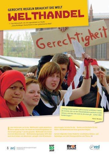 Welthandel - Arbeitsgemeinschaft der Evangelischen Jugend