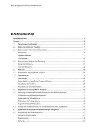 Studienverlaufsanalyse - Wirtschaftsuniversität Wien