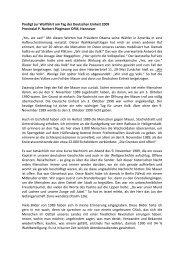 Tag der Deutschen Einheit 2009 - Hülfensberg