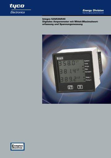 Energy Division - Crompton Instruments