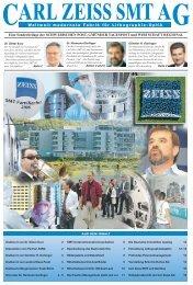 SG Carl Zeiss SMT AG - Schwäbische Post