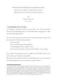 Stoellger, Stiftungen kurz - Aidgovernance.org