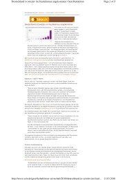 sein.de 10.03.2010 - Meudalismus