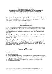 Satzung des Kreises Ostholstein über die Erhebung von ...