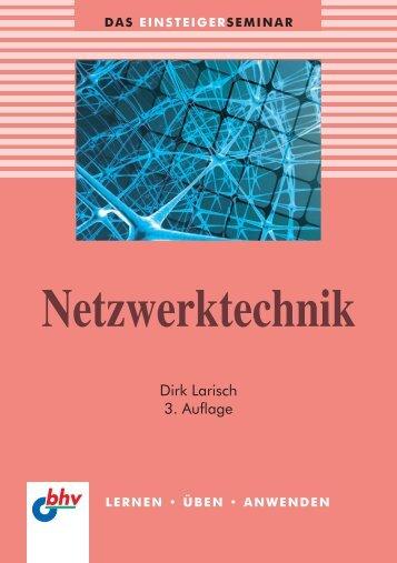 Netzwerktechnik - Verlagsgruppe Hüthig Jehle Rehm GmbH