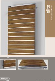ELITE serie brochure