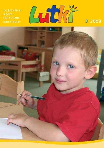 Heft 3/2008 - WITAJ-Sprachzentrums