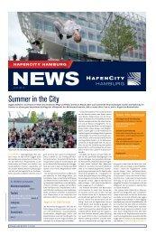 News Juni 2013 8 Seiten PDF 5,58 MB - HafenCity