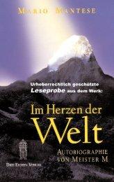Zur Leseprobe (PDF) - Drei Eichen Verlag