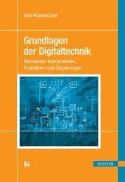 Leseprobe zum Titel: Grundlagen der Digitaltechnik - Die Onleihe