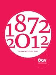 Jahresbericht für das Geschäftsjahr 2012 - Österreichischer ...