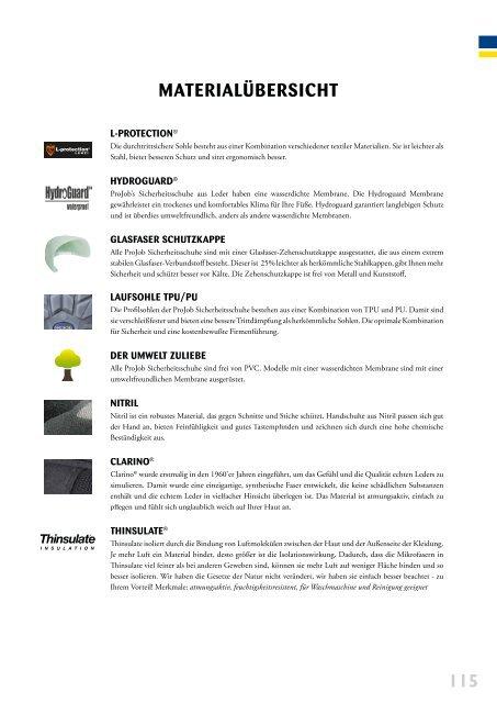 Der Aktuelle PROJOB-Katalog hat ein Dateigröße von ca. 19MB