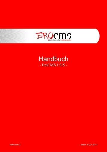 Handbuch - EroCMS