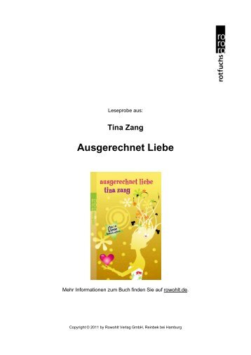 Ausgerechnet Liebe - Fuxx-online.de