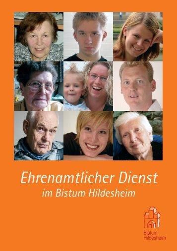 Ehrenamtlicher Dienst im Bistum Hildesheim