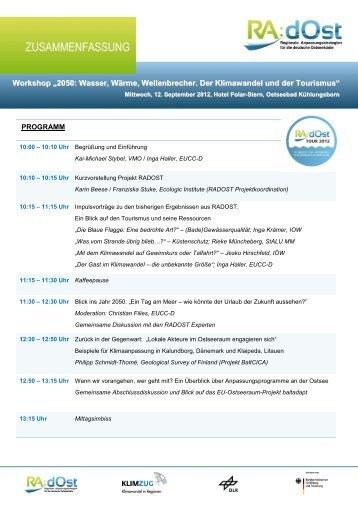 Rechtliche Regeln über Abwärme In Deutschland Zusammenfassung