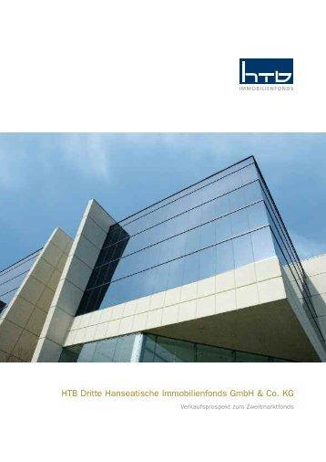 HTB Dritte Hanseatische Immobilienfonds GmbH & Co. KG - Dima24