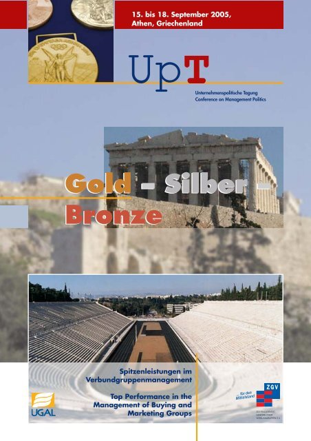 Gold – Silber – Bronze Gold – Silber – Bronze - Zgv