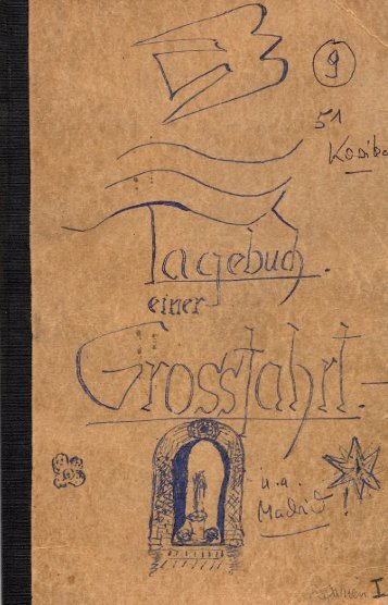 Tagebuch Korsika 1951 - Ulli Bromberg