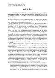 Book Reviews - Institute of Statistics