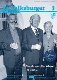 Ausgabe 3-2012/2013 - Altkalksburger Vereinigung