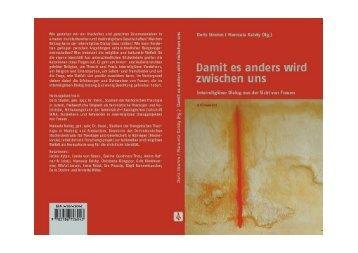 Das Buch ist vergriffen und kann hier als PDF-Datei ... - Doris Strahm