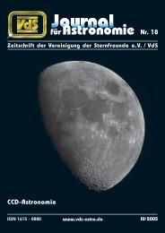 10 Planetarische Nebel - VdS-Journal