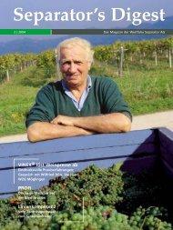 Separator's Digest 2004/2 - GEA Niro Soavi