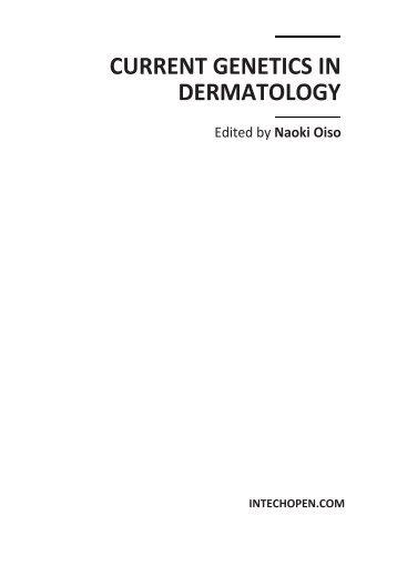 current genetics in dermatology - University of Macau Library