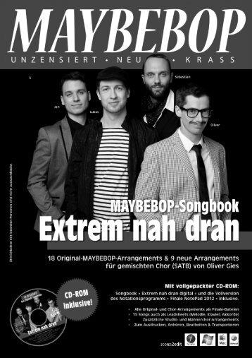 Songbook-Auszug - Klemm Music Technology