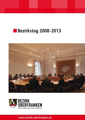 Bezirkstag 2008-2013 - Bezirk Oberfranken