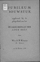JUBILEUM 30UWSTUK - the Aceh Books website