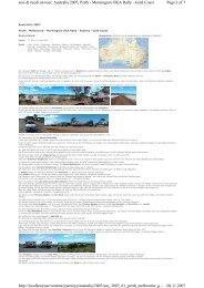 Page 1 of 7 susi & ruedi on tour; Australia 2007, Perth - Mornington ...