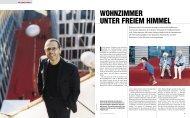 WOHNZIMMER UNTER FREIEM HIMMEL - Raiffeisen