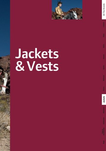 Jackets & Vests - kottek.at