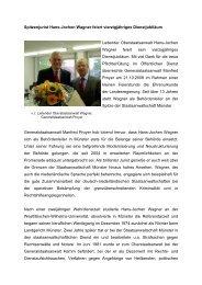 Spitzenjurist Hans-Jochen Wagner feiert vierzigjähriges ...