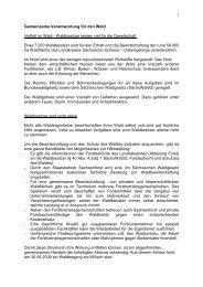Gemeinsame Verantwortung für den Wald - Landkreis Sächsische ...