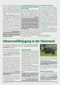 Wald + Wild das Infoblatt des Steir. Jagdschutzvereins Zweigstelle ... - Seite 5