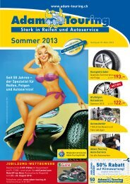 Prospekt_Sommer_2013_D - Adam Touring GmbH