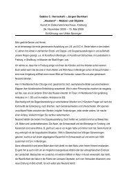Gesamttext pdf - Jürgen Burkhart