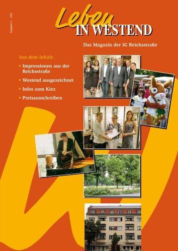 Aus dem Inhalt - CDU Charlottenburg-Wilmersdorf