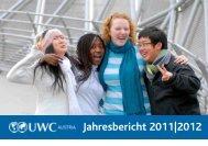 Jahresbericht 2011-12 - uwc.ac.at